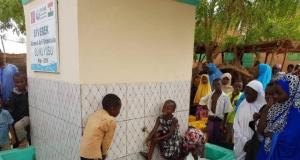 Siverekli Öğrenciler Nijer Kollo'da Su Kuyusu Açtı