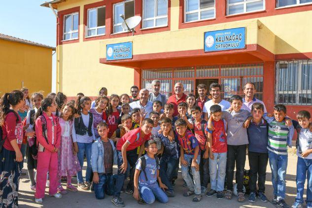 RABVE Vakfından Siverek'te Eğitim Atağı