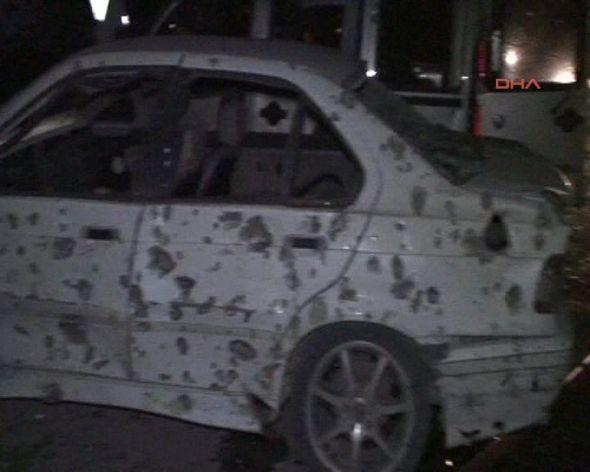 Gaziantep'te bombalı saldırı