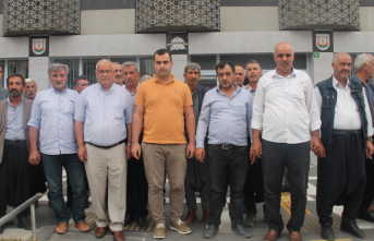 Yol Eylemine Belediye Başkan Yardımcısı'da Katıldı