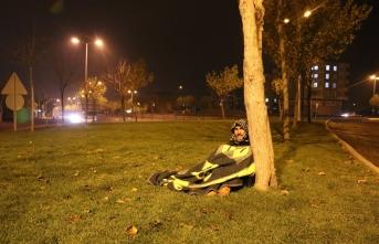 Siverek'te Sokakta yatan adamın gerekçesi yürek dağladı