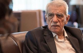 Yerine kayyım atanan Ahmet Türk: Halkın iradesini tanımıyorlar buna da 'demokrasi' diyorlar