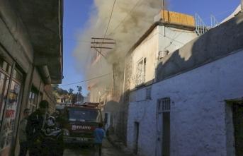 Siverek'te Ev Kundaklandı İddiası