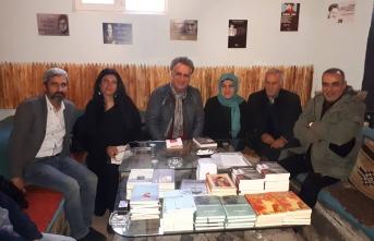 Edebiyatçılar Siverek'te Bir Araya Geldi