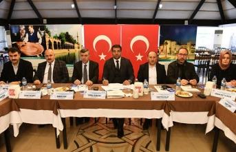"""Şanlıurfa'da  """"Göç Yönetimi Zirvesi Düzenlendi"""