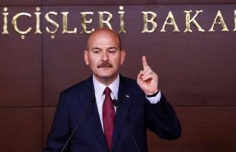 Süleyman Soylu, 'Erdoğan'a sadakat' vurgusuyla İçişleri Bakanlığı görevinden istifa etti!