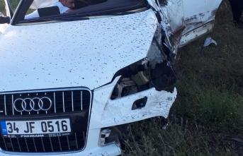 Avukat Şeyhmus İnal trafik kazasında hayatını kaybetti