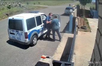Bu hareket yakışmadı Polis Abiler!