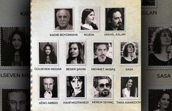 Kürt sanatçılardan Zazaca: 'Fırat'ın Sesi' Albümü