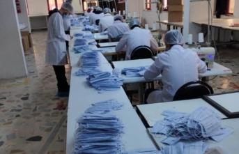 Siverek'te Karantina altına alınan tekstil çalışanlarının 21' inde korona çıktı!
