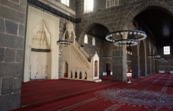 Valilik Açıkladı: İşte Siverek'te Cuma Namazı kılınacak camiler