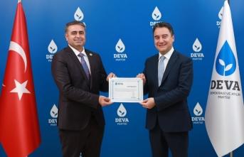 DEVA Partisinde flaş gelişme: Urfa İl Başkanı belli oldu!
