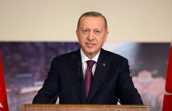 Erdoğan'dan Doğu Akdeniz mesajı: Varsa bedel ödeme pahasına karşımıza çıkmak isteyen buyursun gelsin