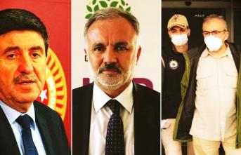 """Aralarında Ayhan Bilgen, Sırrı Süreyya Önder, Altan Tan'ın da olduğu 82 kişi hakkında """" Kobani eylemleri"""" soruşturmasında gözaltı kararı"""