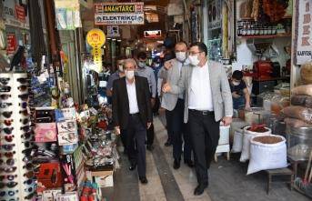 Başkan Aydın; Maske Mesafe Ve Hijyen Kuralı Hayatınızı Kurtarır