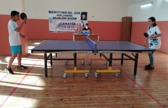 Amatör Spor Haftası Siverek'te Çeşitli Etkinliklerle Kutlanıyor.
