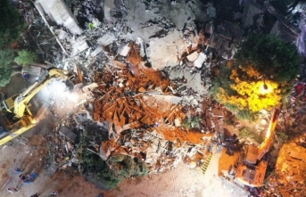 İzmir'de 6,6 büyüklüğünde deprem: Artçı sarsıntılar sürüyor