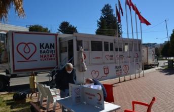 Siverek'te Kan Dostum Kampanyası