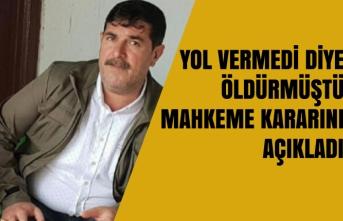 Sidar Uygurlar davasında mahkeme kararını verdi