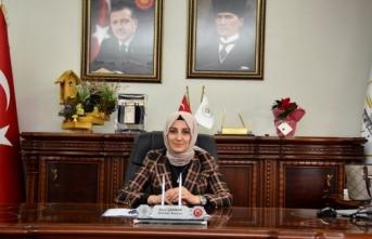 Başkan Ayşe Çakmak'tan Ramazan Bayramı mesajı