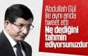 Ahmet Davutoğlu, kayyum atamalarına karşı çıktı
