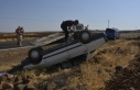 Siverek'te kaza 4 yaralı