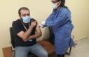 İlk Koronavirüs Aşıları yapıldı