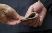 Adaylık rüşvetine suç üstü iddiası
