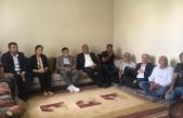 HDP Heyeti Siverek'te