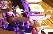 Siverek'te Zincirleme Trafik Kazası Ağır Yaralılar Var