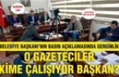 Siverek Belediye Başkanı'nın Toplantısında Gerginlik