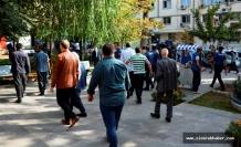 Siverek'te Adliye Önünde Arbede Çıktı Yaralılar Var
