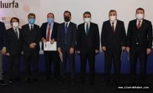 Şanlıurfa'da 4 belediyeye hibe desteği!