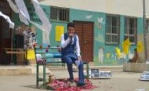 İsmail Hakkı Bucak Ortaokulu'nda Şiir Dinletisi