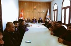 AK Parti Siverek İlçe Başkanlığına Vekaleten Nedim Lale Atandı