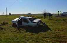 Siverek'te trafik kazası: 5 yaralı!