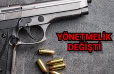 Silah ruhsatı yönetmeliği değişti! Ruhsatları askıya alınacak