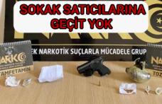 Siverek'te uyuşturucu satıcılarına şafak operasyonu düzenlendi