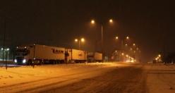 Diyarbakır-Siverek-Şanlıurfa Yolu Trafiğe Kapatıldı