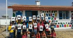 Sosyal Medya'dan Okul Tadilatı İçin Toplandılar
