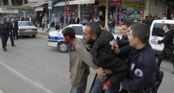 Siverek'te İki Aile Arasında Kavga