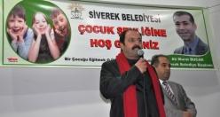 Siverek Belediyesi Çocuk Şenliği  Sona Erdi