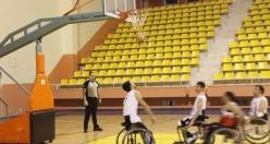 Bedensel Engelliler Basketbol Takımı