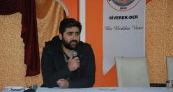 Siverek-Der'den Suriye Konulu Konferans