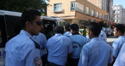 Polis Vatandaş Arbede