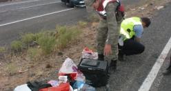 Siverek'te Trafik Kazası ;4 Yaralı