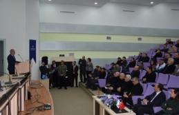HRÜ Rektörü Çelik: En önemli sorun kalifiye eleman...