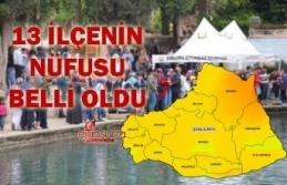 İşte nüfusu 2 milyonu geçen Urfa'nın en...