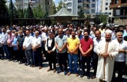 Siverek'te Muhammed Mursi İçin Gıyabi Cenaze...
