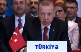 Erdoğan: Münbiç'ten Irak sınırına kadar olan...